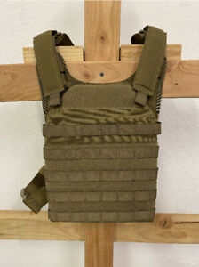 MODI (FLYYE) Fast Attack Tactical Plate Carrier - Coyote Brown