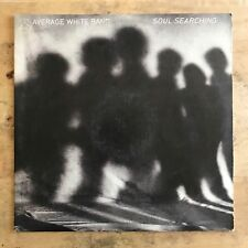 Average White Band Soul Searching 1976 Vinyl LP Atlantic Records SD 18179