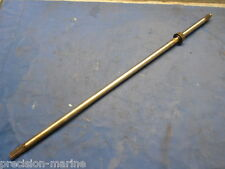 2A85128 Long Shaft Driveshaft, 1971 Chrysler 120hp, Model 1207HB