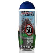 Lustige Apotheke Duschgel zum 50. Geburtstag gegen Altersgeruch