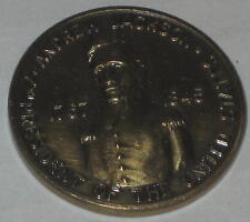 """Andrew Jackson Souvenir Coin from The Hermitage in Nashville TN 1 1/8"""""""