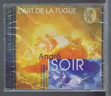 ANDRE ISOIR CD (NEW) BACH ART OF FUGUE BWV 1080