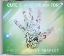 (BW266) Cute Is What We Aim For, Practice Makes Perfect - 2008 DJ CD