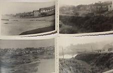 4 x fotos soldados alemanes avance en zwiahel ucrania frente oriental