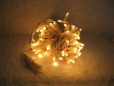"FAIRY ""RICE"" LIGHTS - Micro - NEW - Decorative Village - 3 Strands - 155 Lights"