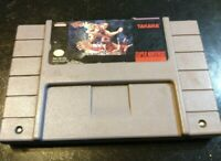 Fatal Fury - SNES Super Nintendo - Tested - Cartridge Only