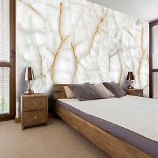 Vlies Tapete Rolle Marmor Marmoroptik weiß Fototapete Original PURO f-C-0241-j-a