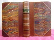 Voyages de Gulliver dans les contrées lointaines. Swift. illustré Grandville. EO