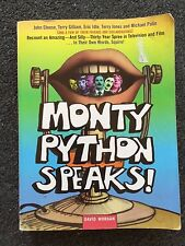 Monty Python Speaks! by David Morgan Paperback Book John Cleese Eric Idle Palin
