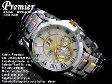 Relojes de pulsera Seiko Seiko Premier calendario perpetuo
