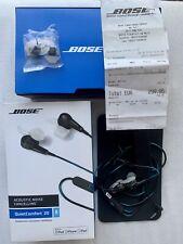 Bose QuietComfort 20 Acoustic Noise Cancelling Kopfhörer - Schwarz
