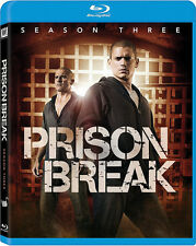 Prison Break: Season 3 Blu-ray