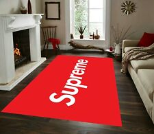 SUPREME Red Carpet , Non Slip Floor Carpet,Teen's Carpet,