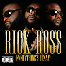Rick Ross : Everything's Rozay CD (2015) ***NEW***