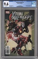 YOUNG AVENGERS #3 CGC 9.6 WPGS CPTN AMERICA AND IRON MAN APPEARANCES CHEUNG C&A