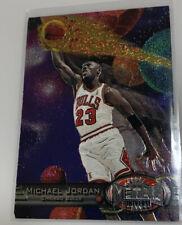 1997-98 MICHAEL JORDAN Skybox Metal Universe 1998 Insert ICONIC BULLS #23