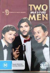 Two and a Half Men: Season 9 (Brand New & Sealed) (Australian Release)