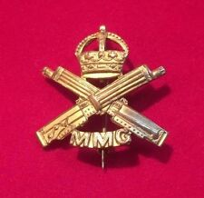 WW1 MMG MACHINE GUN CORPS (MOTORS) SWEETHEART BROOCH / BADGE - 100% ORIGINAL!