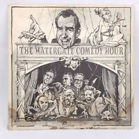 The Watergate Comedy Hour LP