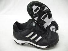 Adidas 351846 Corner Blitz J Football Baseball Lacrosse Cleats Black Youth 2.5