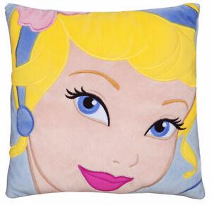 Disney Princess - Coussin Cendrillon - 34 x 34 cm
