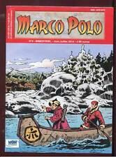MARCO POLO N°4. MON JOURNAL. Juin-juillet. 2014.