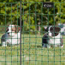 Premium Hundezaun 12m 65cm Welpenzaun Hundenetz Welpennetz Kleintiernetz