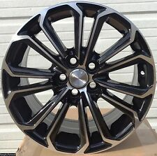 "4 New 17"" Wheels Rims for 2012 2013 2014 2015 2016 Toyota Corolla S Sport -137"