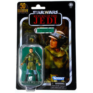 Star Wars The Vintage Collection #VC191 Princess Leia Endor Lucas 50th IN STOCK