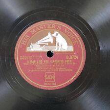 78rpm GWEN CATLEY a man like you / the russian nightingale B.9724
