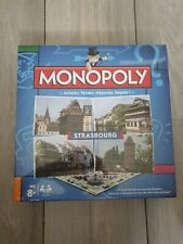 Jeu de société Hasbro Monopoly Strasbourg neuf