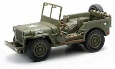 New Ray 1/32nd Scale Diecast Metal Replica U.S. Army Willys Jeep