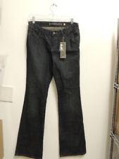 Christopher Blue Size 2 Dark Wash Boot Cut Denim Designer Jeans NWT $170