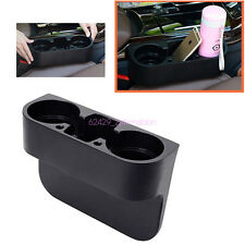 Car Seat Seam Wedge Storage Organizer Cup Holder Bottle Drink Phone Mount Stand.