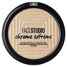 MAYBELLINE FACESTUDIO CHROME EXTREME METALLIC HIGHLIGHTER - 350 MOLTEN ROSE GOLD