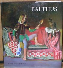 Balthus by Stanislas Klossowski de Rola-1996 Edition/DJ-Illustrated