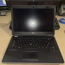 New listing Dell Latitude E7440 Intel Core i5 8Gb Ram No Hd No Caddie
