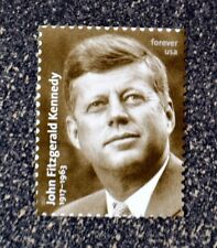 2017USA #5175 Forever John F Kennedy - Single Postage Stamp Mint - president JFK
