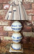 Handmade Corded Asian/Oriental Lamps