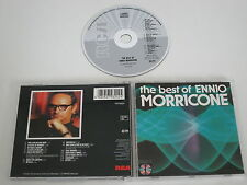 ENNIO MORRICONE/THE BEST OF ENNIO MORRICONE(RCA PD70324) CD ALBUM