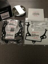 Kawasaki OEM Top End Rebuild Kit for 2017 KX450F KX 450F Piston Rings Gaskets