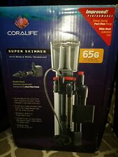 New listing Coralife Super Skimmer with Pump 65 gallon