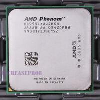 AMD Phenom X4 9950 HD995ZXAJ4BGH CPU Processor 2000 MHz 2.6 GHz Socket AM2