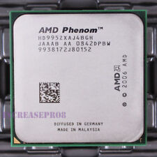 AMD Phenom X4 9950 HD995ZXAJ4BGH CPU Processor 2000 MHz 2.6 GHz Socket AM2