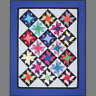 Rock Star Quilt Pattern - Cozy Quilt Designs