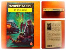 En plein coeur -Robert Daley -Le Livre de Poche Thriller Policier N° 7697