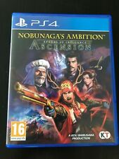 Nobunaga's Ambition: Sphere of Influence -- Ascension (Sony PlayStation 4, 2016)