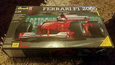 Revell 1/24 F1 Ferrari F1 2000 M.Schumacher Great Condition Rare