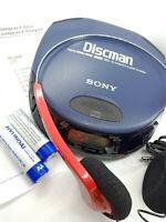 Sony D-150AN CD Walkman Discman Personal Portable Compact Disc Music Player