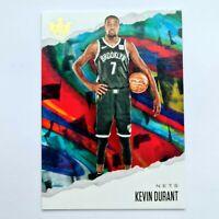 Kevin Durant Panini Court Kings 2019-2020 #55 Brooklyn Nets NBA Sports Card